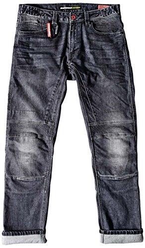 Pantalones Spidi Denim Racer Fit Black Talla 29 1