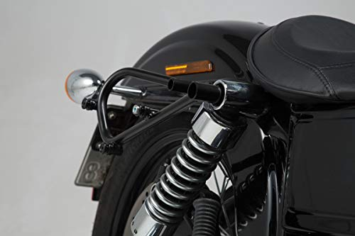 Soporte maleta SW Motech para Harley Dyna 1