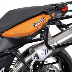 Herrajes maletas SW-Motech Quick Lock EVO para BMW F800R
