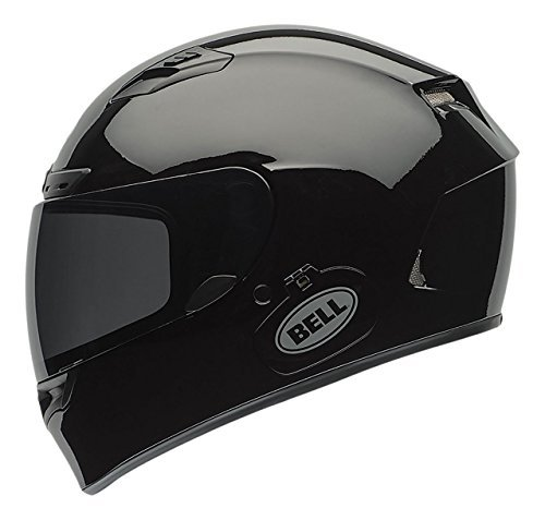 Casco Bell Qualifier DLX  Solid Gloss Black S 1