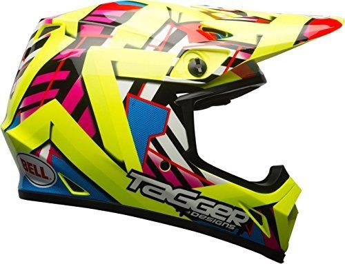 Casco Bell Casco MX-9 Double Trouble Hi Viz XL 1