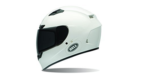 Casco Bell Qualifier DLX Solid Gloss White L 1