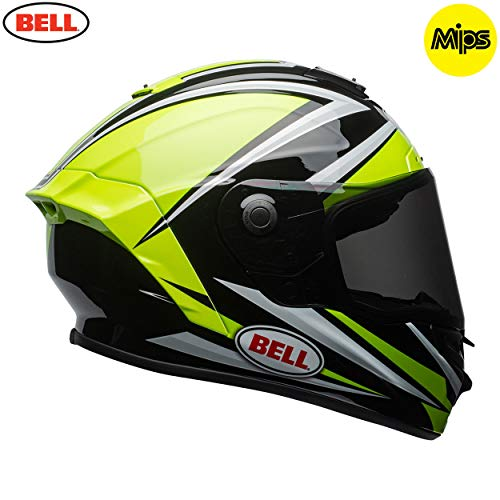 Casco Bell Star Mips Torsion Verde/Negro M 1