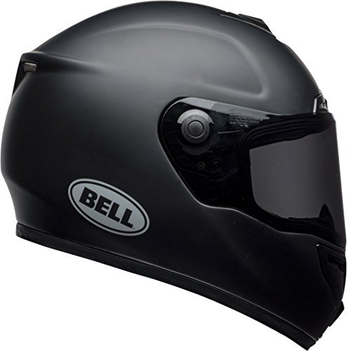 Casco Bell SRT Solid Black Matt L 1