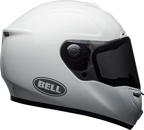Casco Bell SRT Solid White L 1