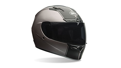 Casco Bell Qualifier DLX Rally Matte Titanium XL 1