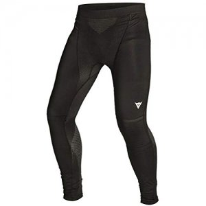 Pantalon interior Dainese D-Core No-Wind Negro/Antracita XS/S