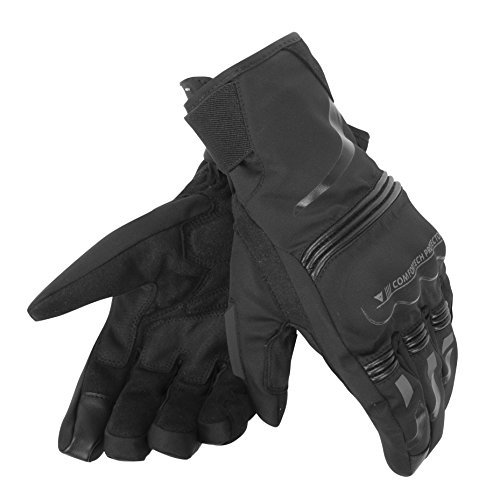 Guantes Dainese Tempest D-DRY SHORT Negro S 1
