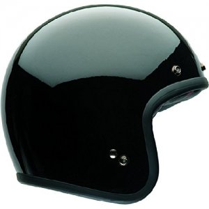 Casco Bell Custom 500 DLX Solid Black S