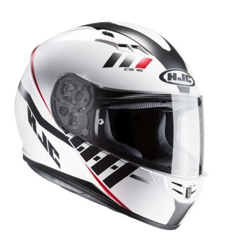Casco HJC CS-15 Space White/Red XL 1