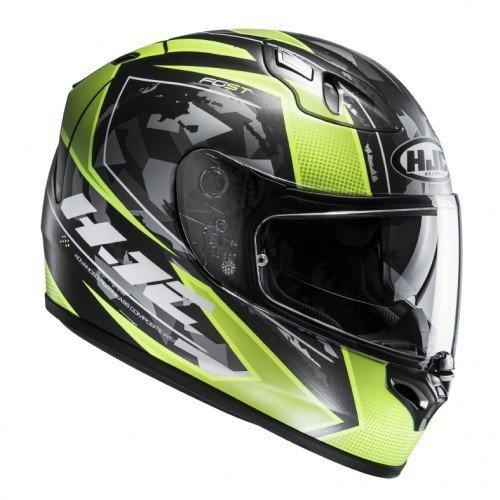 Casco HJC FG-ST Kume Black/Green XL 1