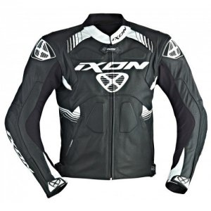 Chaqueta Ixon Voltage Negro/Blanco XXL