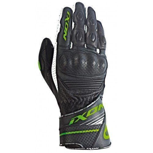 Guantes Ixon RS Rally HP Negro/Verde 3XL 1