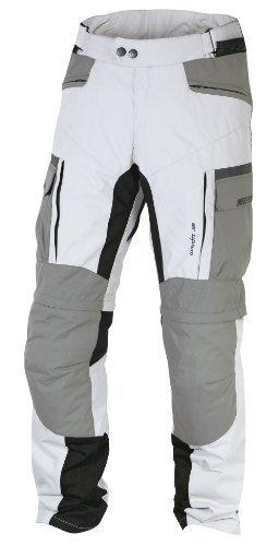 Pantalones Nerve G-Drive Touring Gris Claro/Blanco S 1
