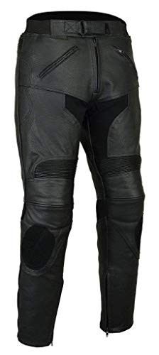 Pantalones Piel Bikers Gear LT1005 Talla 44S 1