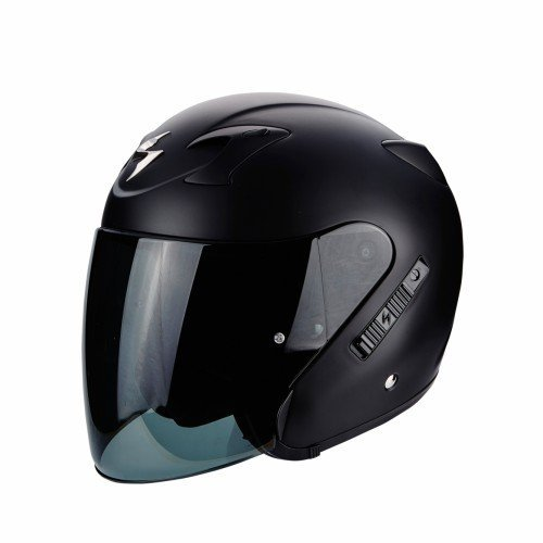 Casco Scorpion EXO-220 Solid Black XS 1