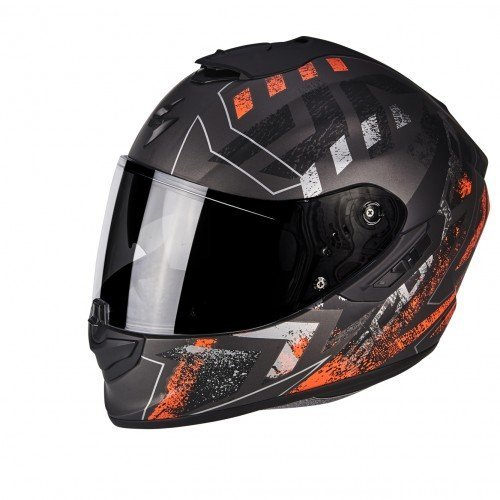 Casco Scorpion Exo-1400 Air Picta Matt XS 1