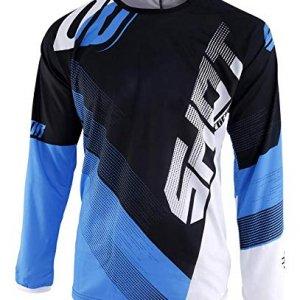 Camiseta MX Shot Devo Ultimate Azul XXL