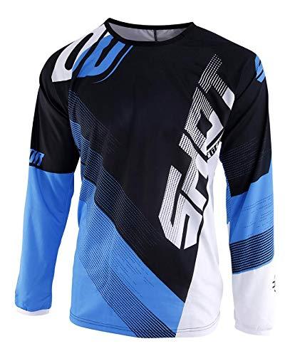 Camiseta MX Shot Devo Ultimate Azul XXL 1