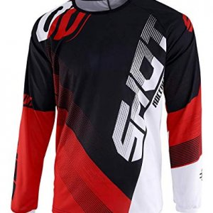 Camiseta MX Shot Devo Ultimate Rojo S