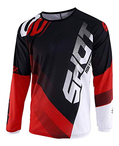 Camiseta MX Shot Devo Ultimate Rojo S 1