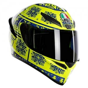 Casco AGV K1 Rossi Winter Test XXL