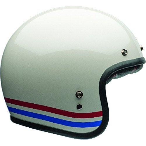 Casco Bell Custom 500 DLX Stripes Pearl XXL 1