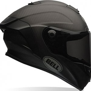 Casco Bell Race Star Matte Black L