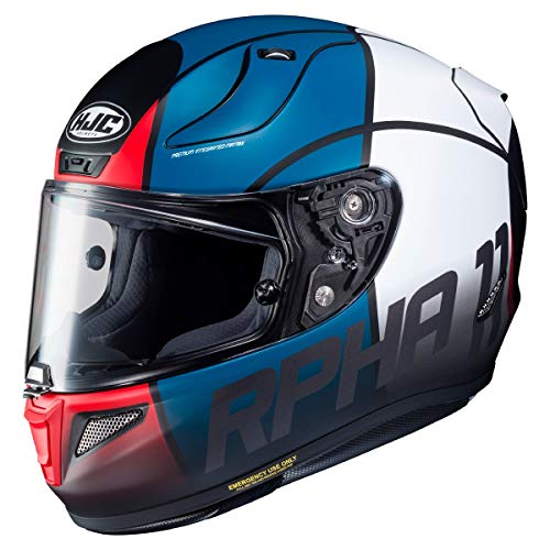 Casco HJC RPHA 11 Quintain MC21SF XL 1