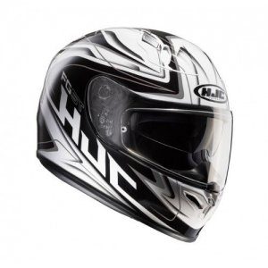 Casco HJC FG-ST Crucial Black/White/Red S