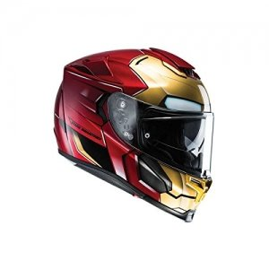 Cascp HJC RPHA 70 Iron Man Homecoming Marvel XXS
