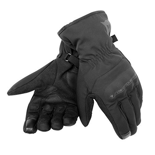 Guantes Dainese Alley Unisex D-Dry Negro S 1