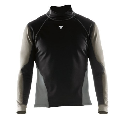 Camiseta Dainese TOP MAP WS Negro/Antracite/Gris XS 1