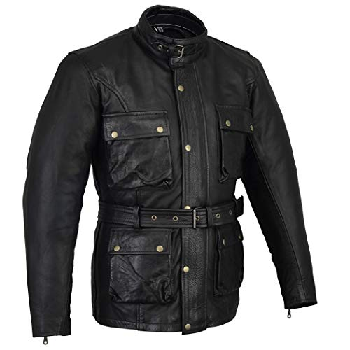 Chaqueta Bikers Gear UK Wax Trailmaster L 1