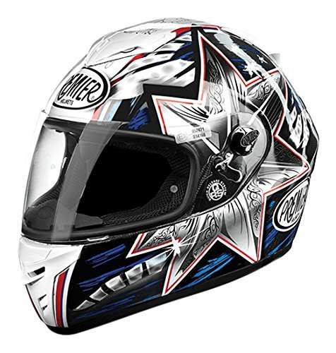 Casco Premier Dragon Evo B01 XL 1
