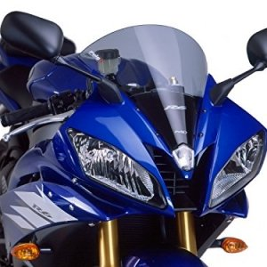 Cúpula Puig 4058T Naranja para Yamaha R6 06-07