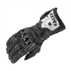 Guantes mujer Racer R-SAFE Negro M