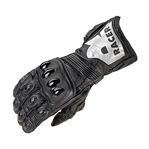 Guantes mujer Racer R-SAFE Negro M 1
