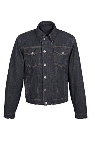 Chaqueta aramida Roleff Racewear Jeans Negro L 1