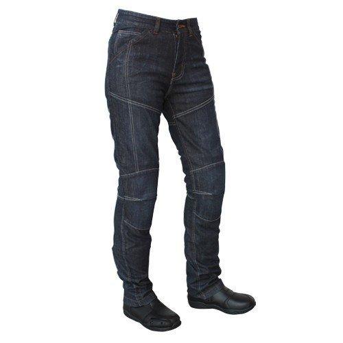 Pantalones mujer Roleff Aramida Azul 33 1