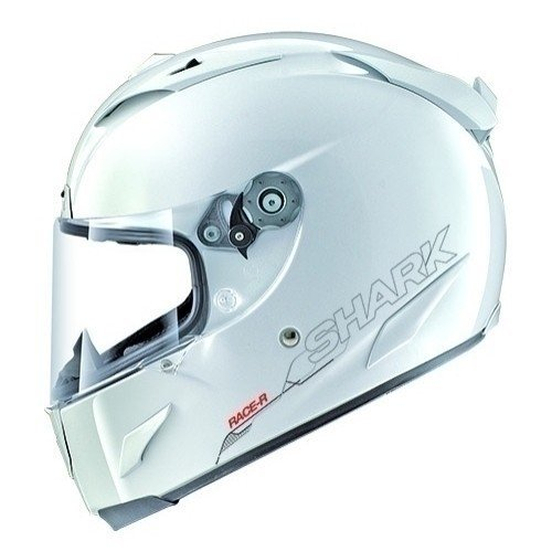 Casco Shark Race-R Pro Blanco XL 1
