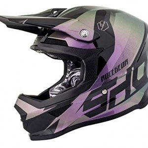Casco SHOT Cross Furious Ultimate Chameleon S