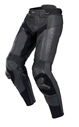 Pantalones cuero Spidi RR Pro Negro 50 1