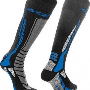 Calcetines Acerbis MX Pro Negro/Azul S/M