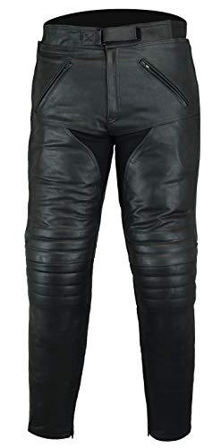 Pantalones Bikers Gear Sturgis Cuero 44 1