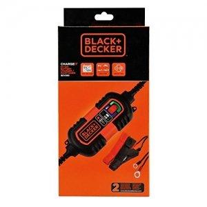 Cargador Mantenimiento Black+Decker BDV090 6-12V