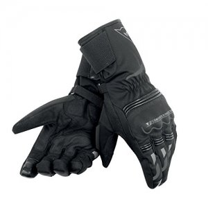 Guantes Dainese Tempest Unisex D-Dry Long Negro S