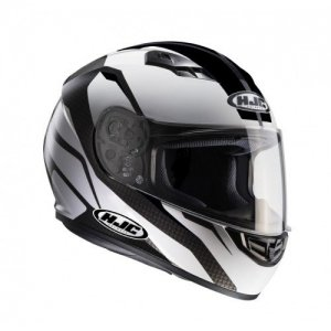 Casco HJC CS-15 Sebka Black/White M