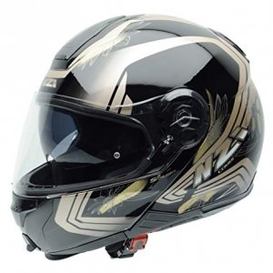 Casco modular NZI Combi Duo Graphics Makeup XL