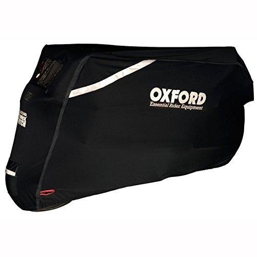 Funda moto OXFORD Protex Premium exterior Negro S 1